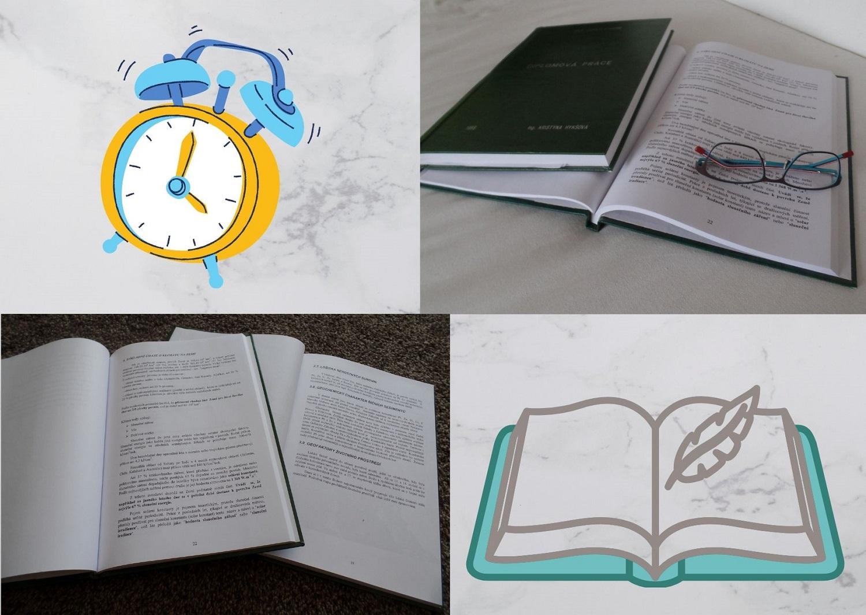 Jak dlouho trvá napsání diplomky?