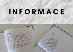 Pět tipů, jak poznat kvalitu informačních zdrojů